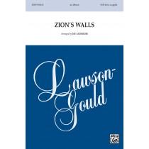 Zions Walls SATB Div A Cap