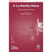 A La Nanita Nana SATB