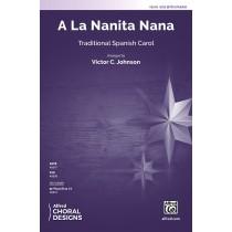 A La Nanita Nana SSA