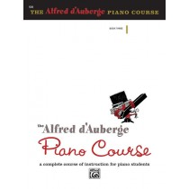 Alfred d'Auberge Piano Course: Lesson Book 3