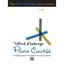 Alfred d'Auberge Piano Course: Lesson Book 6