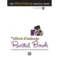 Alfred d'Auberge Piano Course: Recital Book 2