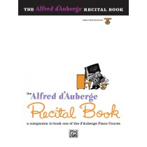 Alfred d'Auberge Piano Course: Recital Book 3