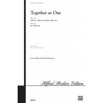 Together as One (SATB)