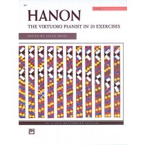 Hanon: The Virtuoso Pianist in 20 Exercises, Book 1