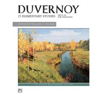 25 Elementary Studies, Opus 176