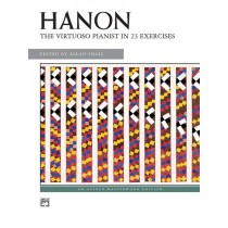 Hanon: The Virtuoso Pianist in 23 Exercises, Book 2