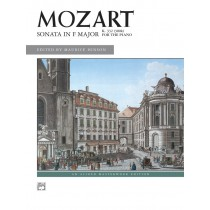 Mozart: Sonata in F Major, K. 332