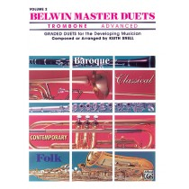 Belwin Master Duets (Trombone), Advanced Volume 2