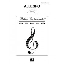 "Allegro (based on ""Aria del Vagante"" from Juditha Triumphans)"