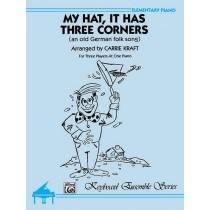My Hat, It Has Three Corners
