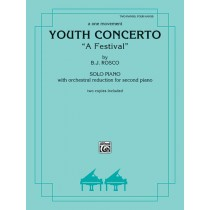 """Youth Concerto """"A Festival"""""""