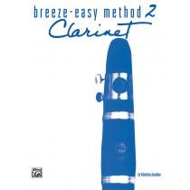 Breeze-Easy Method for Clarinet, Book II