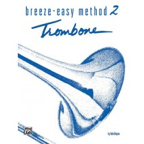 Breeze-Easy Method for Trombone or Baritone, Book II