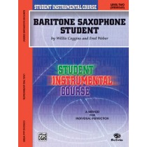 Student Instrumental Course: Baritone Saxophone Student, Level II