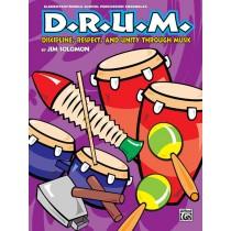 D.R.U.M.: Discipline, Respect, and Unity Through Music