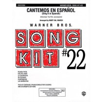 Cantemos en Español (Sing It in Spanish): Song Kit #22
