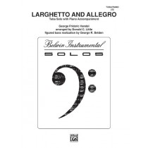 Larghetto and Allegro