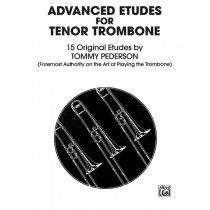 Etudes for Tenor Trombone