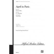 April in Paris (SSAA)