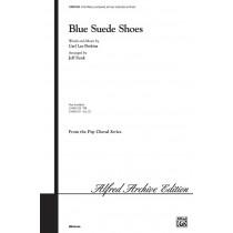 Blue Suede Shoes (3pt mixed)