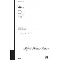 Misty (SAB a cappella)