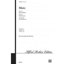 Misty (TTBB a cappella)