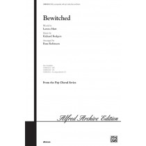 Bewitched  (satb)