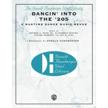 Dancin' into the '20s (A Ragtime Dance Music Revue)