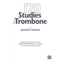 170 Original Studies for Trombone