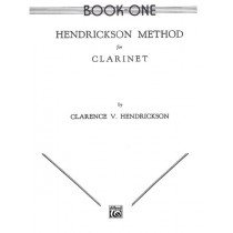 Hendrickson Method for Clarinet, Book One