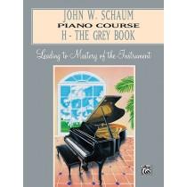 John W. Schaum Piano Course, H: The Grey Book