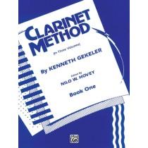 Belwin Clarinet Method, Book I