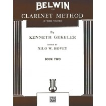 Belwin Clarinet Method, Book II