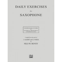 Daily Exercises for Saxophone