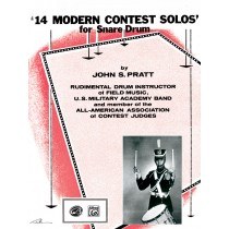 14 Modern Contest Solos