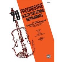 20 Progressive Solos for String Instruments