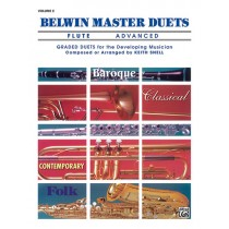 Belwin Master Duets (Flute), Advanced Volume 2