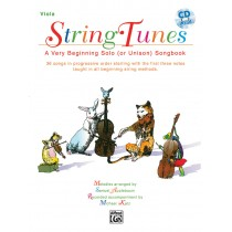 StringTunes: A Very Beginning Solo (or Unison) Songbook