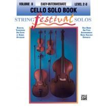 String Festival Solos, Volume II