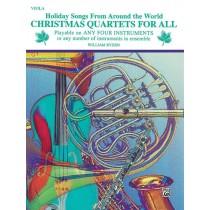 Christmas Quartets for All