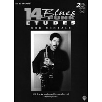 14 Blues & Funk Etudes