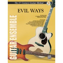 Belwin's 21st Century Guitar Ensemble Series: Evil Ways