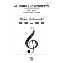 Allegro and Menuetto