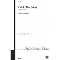Zadok the Priest (SATB)