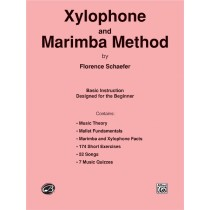 Xylophone and Marimba Method