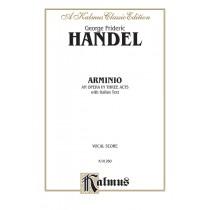 Arminio (1737), An Opera in Three Acts