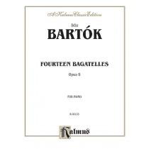 14 Bagatelles, Opus 6