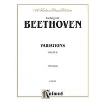 Variations, Volume II