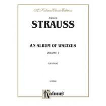 Waltzes, Volume I